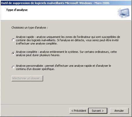 Comment utiliser mrt anti malware sur windows for Logiciel anti fenetre publicitaire
