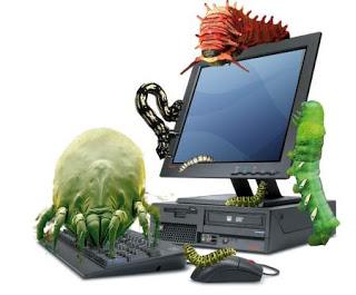 ordinateur-virus-malware trojans cheval de troie