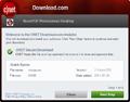 téléchargement fiables ou des nids de logiciels malveillants