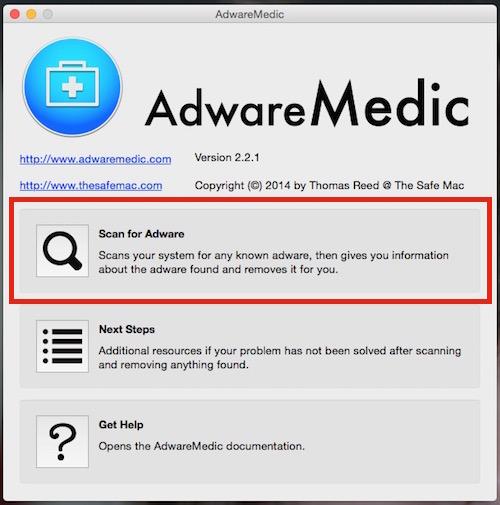 Supprimer et Désinstaller les Adware et Malware sur Mac