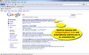 Comment supprimer le virus redirection google