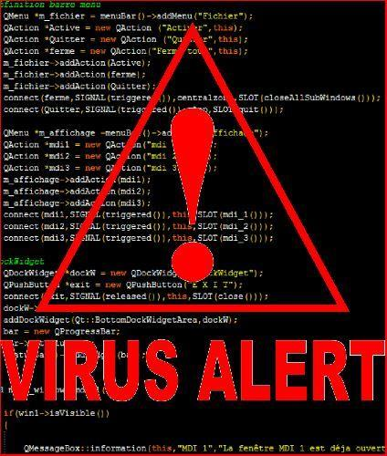Supprimer Virus Vundo gratuitement de mon ordinateur Windows