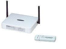 Configuration du réseau ad hoc