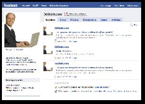 Les profils Facebook
