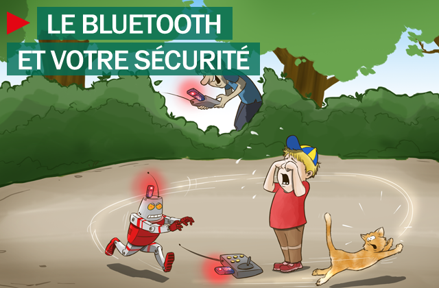 Les menaces Bluetooth : Bluejacking, Car Whisperer, Bluebugging et le le ver Cabir