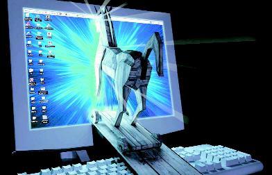La cybercriminalité est une activité pratiquée par des pirates informatiques ou hackers, qui consiste à accéder aux ordinateurs