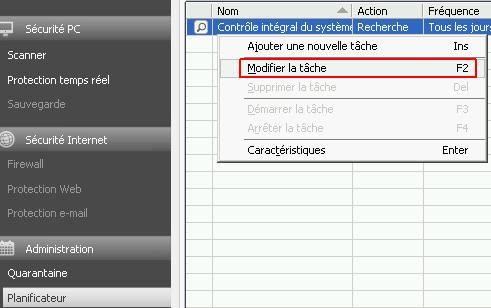 Programmer Une Analyse Hebdomadaire Complète de Votre PC