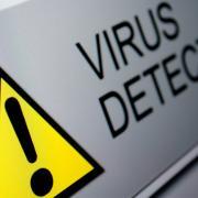Supprimer la menace virus net worm win32 kido ih