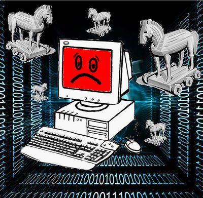 Le Cheval de Troie TROJ_SVCMINER c'est infiltrer dans votre système par manque de vigilance et car votre PC n'est pas protéger par un bon Pare Feu et un bon Anti Virus